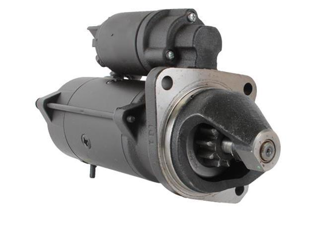 Starter Motor Fits Holland Tractor 7030 Ts6000 Ts6020