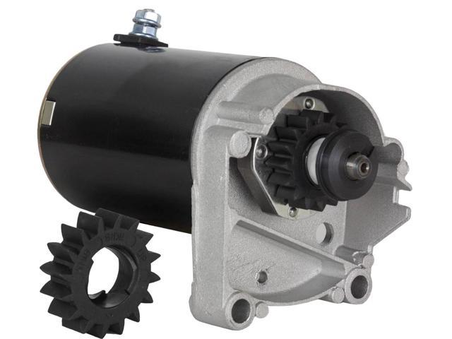 Starter motor fits briggs stratton 14 16 18 hp starter 497596 v starter motor fits briggs stratton 14 16 18 hp starter 497596 v twin with free publicscrutiny Images