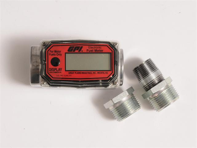 Dee Zee Liquid Transfer Fuel Meter