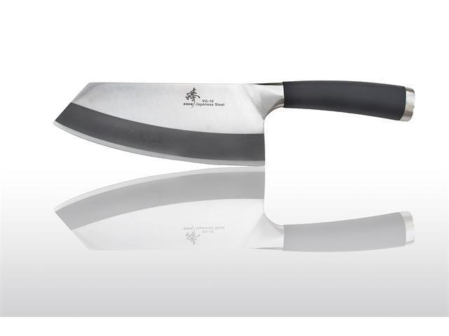 """Zhen Japanese VG-10 Light Cleaver Vebetable Chopping Chef Knife 7"""""""