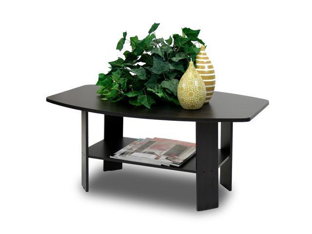 Furinno 11179 Coffee Table (Espresso)