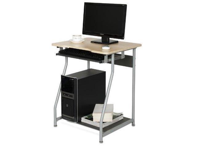 Furinno Fnbl 22001 Besi Office Computer Desk Dark Wood