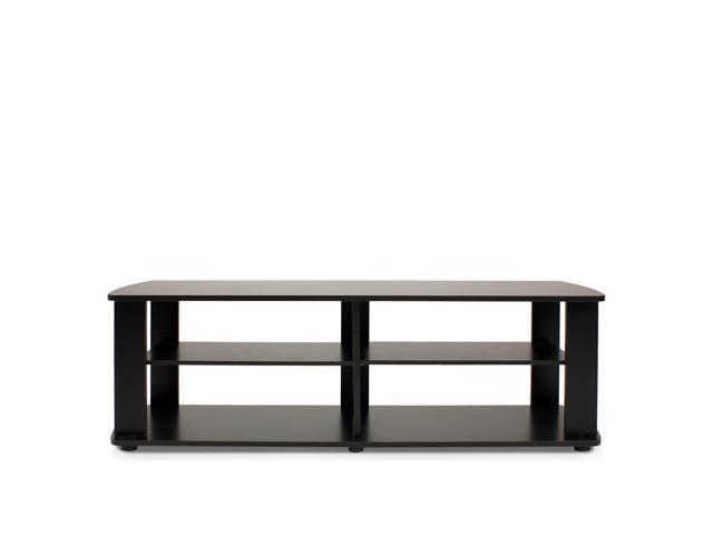Furinno 11191BK Entertainment Center TV Stand (Black)