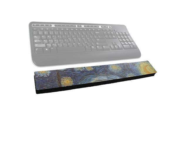 """Buddy Products Famous Artist Wrist Pad, Vincent Van Gogh """"The Starry Night"""", 0242-21"""