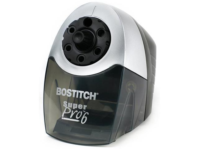 Stanley Bostitch BOSEPS12HC Commercial Pencil Sharpener- 6 Ft. Cord- 5in.x9in.x7-.50in.- Gray