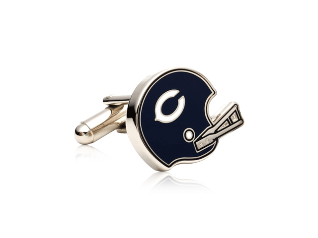 Retro Chicago Bears Cufflinks