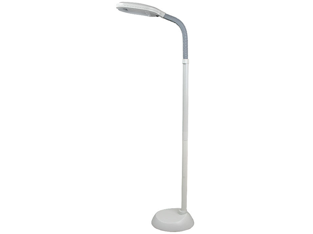 Trademark home collection sunlight floor lamp 5 feet for 9 foot floor lamp