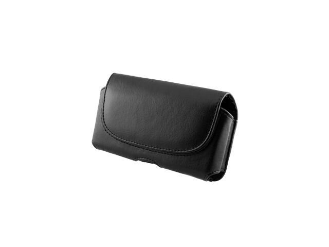 Mobile Line K-24103 Universal Horizontal Leather Pouch