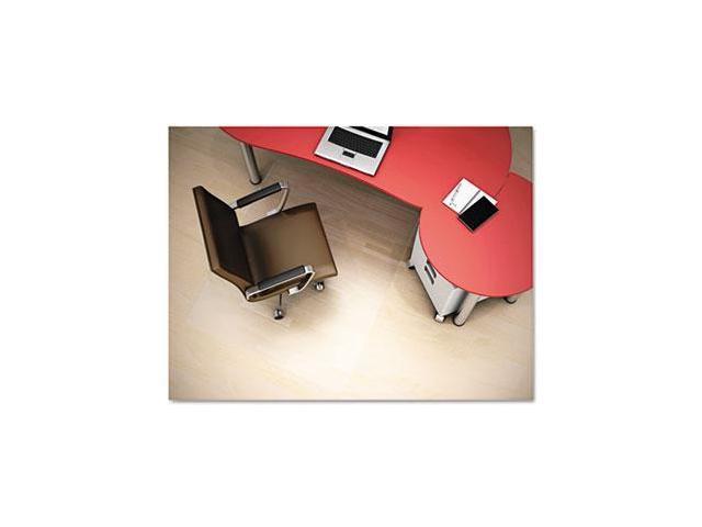 Polycarbonate Chair Mat, 45w x 53l, Clear - CM21242PC