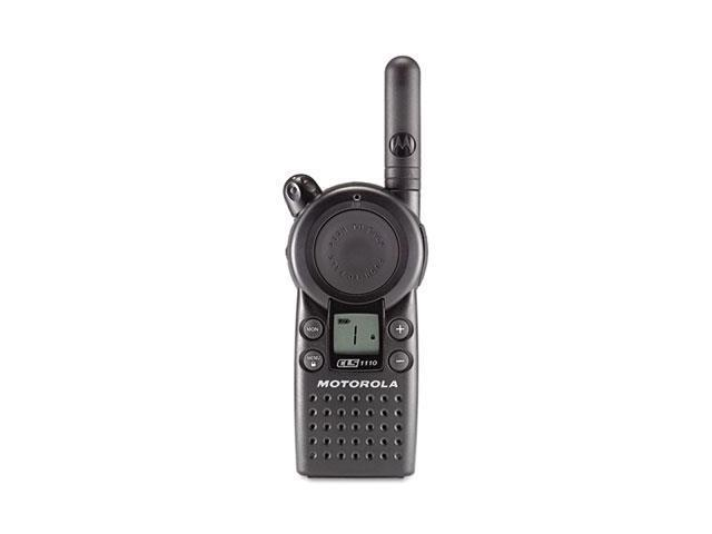 MOTOROLA CLS 1110 On-Side Two-Way Business Radio