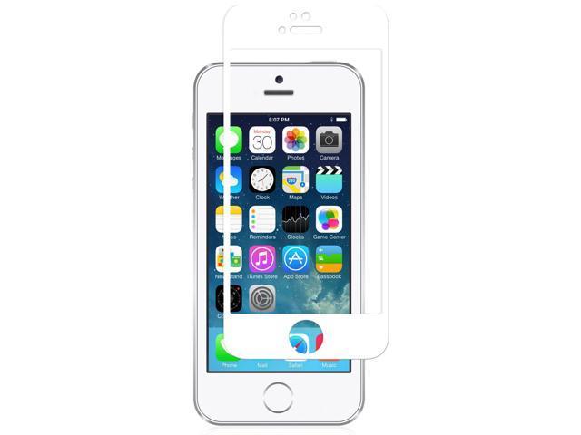 Moshi iVisor Glass iPhone 5/5C/5S White