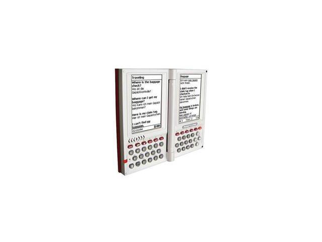 C-4ML8 Multilingual Professional Talking Electronic Dictionary & eBook