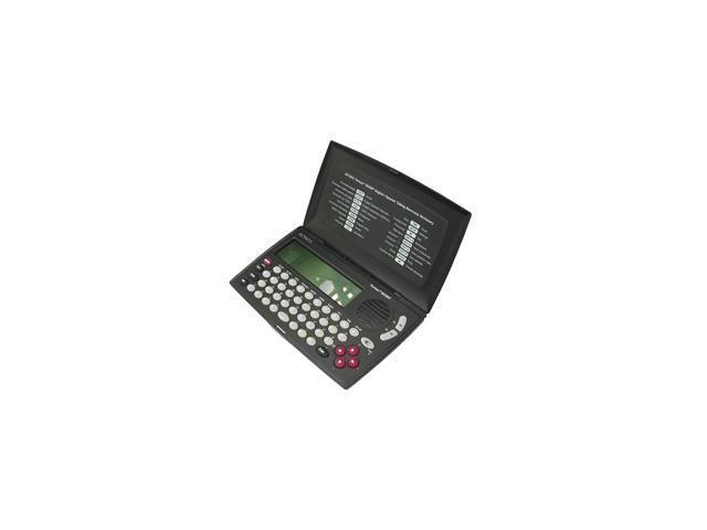 ECTACO Partner English<->Spanish Talking Electronic Dictionary ES300