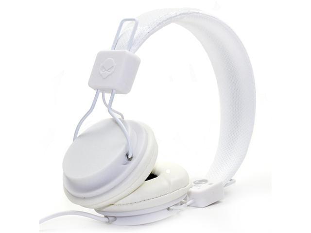 Subjekt TNT-QM1251 Headphones with Mic - White
