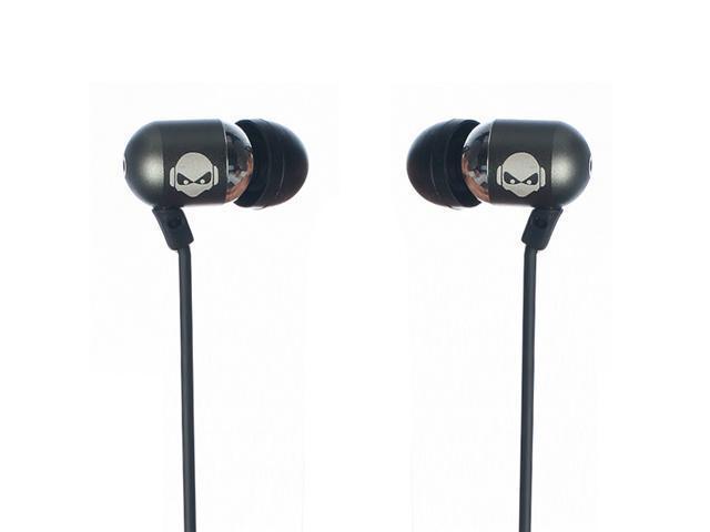 Subjekt RAVE RAV-8851 Canal Bass Enhanced Earphone - Black
