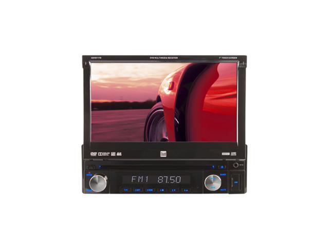 "Dual 7"" DVD Multimedia Receiver"