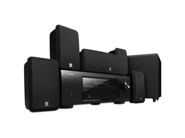 Denon 5.1 Channel Home Theater System with Premium Speaker System
