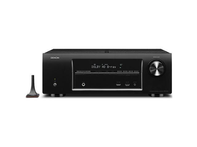 AVR-1613 5.1 Channel 3D Home Theater Receiver with Networking and Airplay