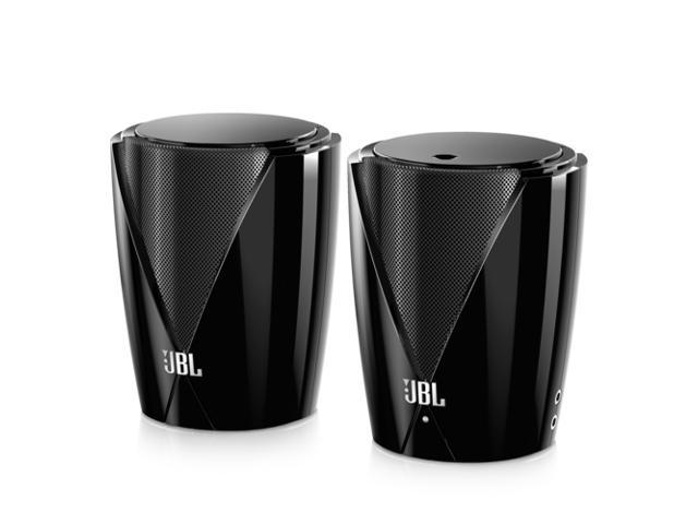 JBL Jembe 2.0 Speaker System for Desktops, Notebooks and Tablets (Black)