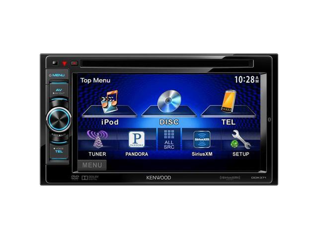 Kenwood double din ddx371