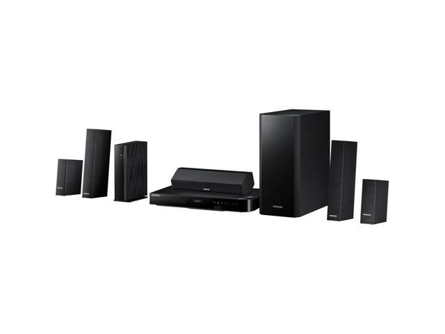 Samsung HT-H6500WM/ZA 5.1 Blu-ray home theater system with Wi-Fi and wireless rear speakers