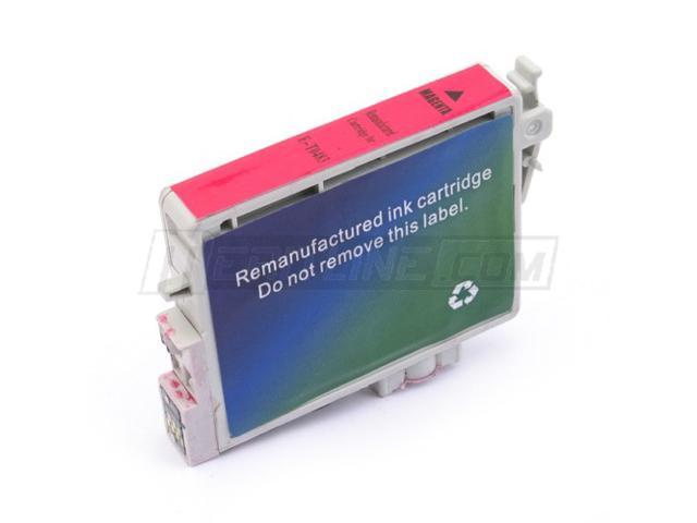 Merax Remanufactured Magenta Inkjet Cartridge for Epson T048320