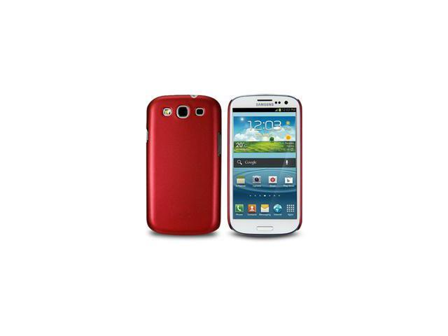iShell Classic Series Hard Cover for Samsung Galaxy S3 - Red Color