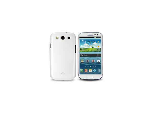 iShell Classic Series Hard Cover for Samsung Galaxy S3 - Pearl White