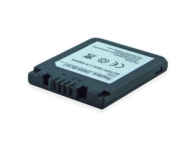 600mAh Li-Ion Camera/Camcorder Battery for LEICA