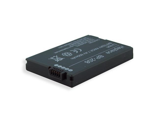 600mAh Li-Ion Camera/Camcorder Battery for CANON