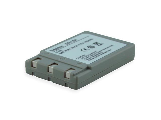 750mAh Li-Ion Camera/Camcorder Battery for MINOLTA