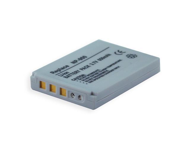 650mAh Li-Ion Camera/Camcorder Battery for MINOLTA