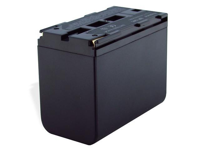 6000mAh Li-Ion Camera/Camcorder Battery for CANON