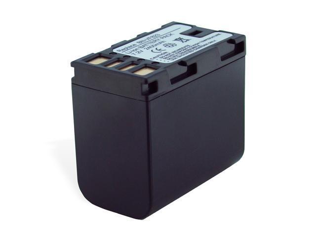 2400mAh Li-Ion Camera/Camcorder Battery for JVC