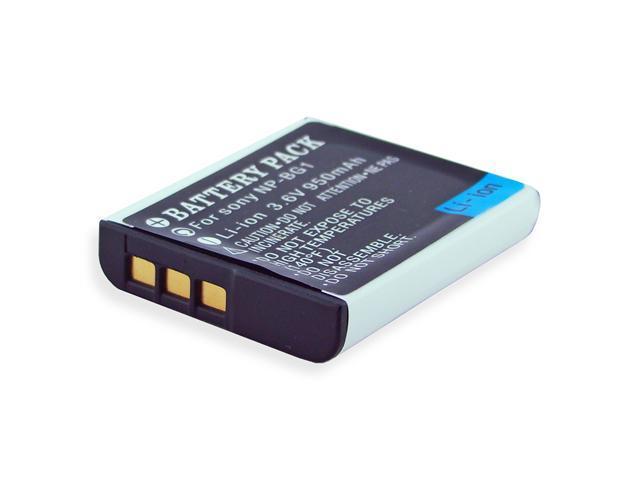 950mAh Li-Ion Camera/Camcorder Battery for SONY
