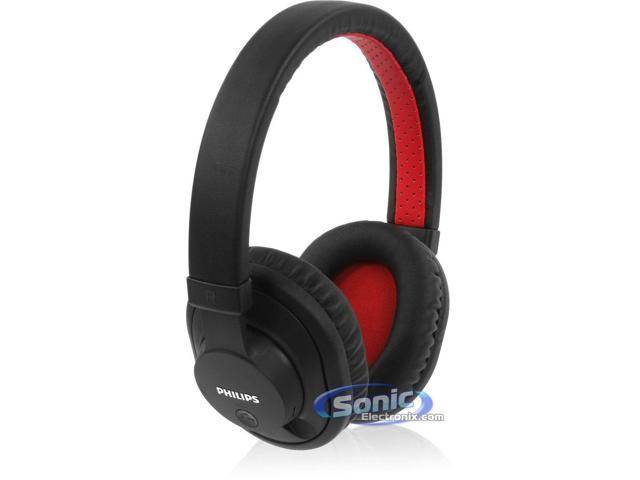 Philips SHB7000/28 Wireless Bluetooth Headphones Stereo Headset (Black)