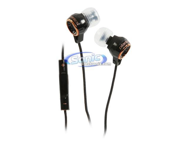 Plantronics BackBeat 216 (83951-11) In-Ear Headphones Stereo Headset - Black