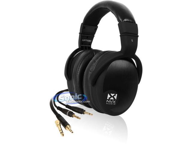 NVX Audio XPT100 Studio Over-Ear Headphones