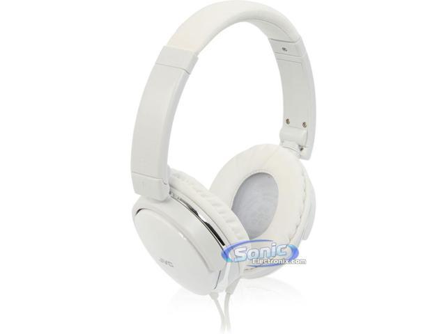 JVC AMERICA HAS660W AROUND THE EAR HEADPHONE WHITE