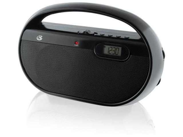Gpx R602B Am/Fm Portable Clock Radio