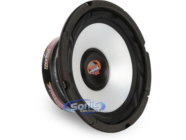 Pyramid - 6.5'' High Power White Injected P.P. Cone Woofer