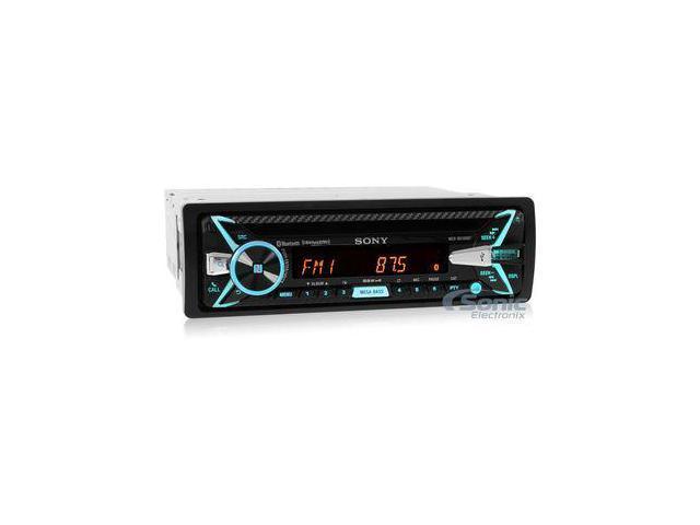 sony mex n5100bt single din bluetooth in dash cd am fm car. Black Bedroom Furniture Sets. Home Design Ideas