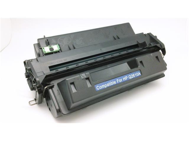 [ Q2610A ] Q2610 2610A 10A Compatible Hewlett-Packard HP BLACK Toner Cartridge Laserjet 2300 Series 2300D 2300DN 2300DTN 2300L 2300N