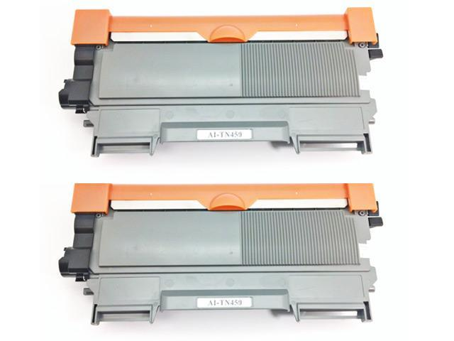 Cisinks ® 2PK Compatible Toner Cartridge for the Brother TN450 TN-450 DCP-7060D DCP-7065DN DCP-7360N HL-2220 HL-2230 HL-2240 HL-2240D HL-2242D HL-2250DN HL-2270DW HL-2280DW MFC-7360 MFC-7460 DN