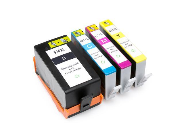 Refurbished: CISinks 4 Pack HP 934XL 935XL High Yield ...