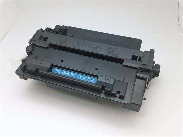 ce255a ce255 255a 55a compatible black toner cartridge. Black Bedroom Furniture Sets. Home Design Ideas