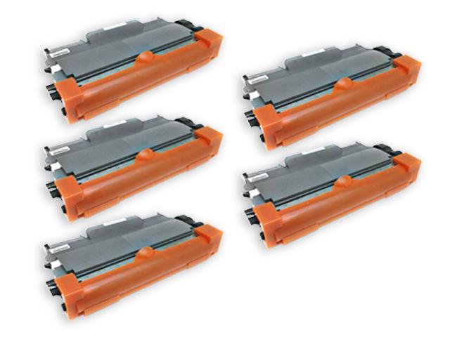 5PK [ TN450 ] TN-450 Compatible Brother Toner Cartridge DCP-7060D DCP-7065DN DCP-7360N HL-2220 HL-2230 HL-2240 HL-2240D HL-2242D HL-2250DN HL-2270DW HL-2280DW MFC-7360 MFC-7460DN MFC-7860DW