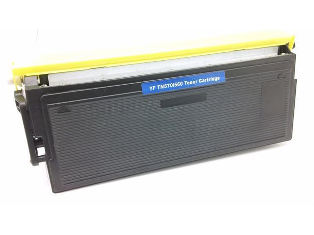 [ TN560 ] TN-560 Remanufactured Brother BLACK Laser Toner Cartridge for DCP-8020 8025D 8025DN, HL-1650 1650LT 1650N 1650N Plus