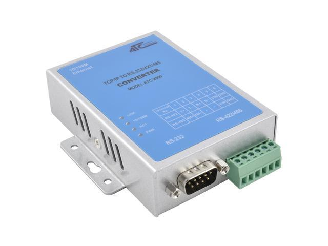 Industrial Serial to Ethernet Converter – ATC-2000