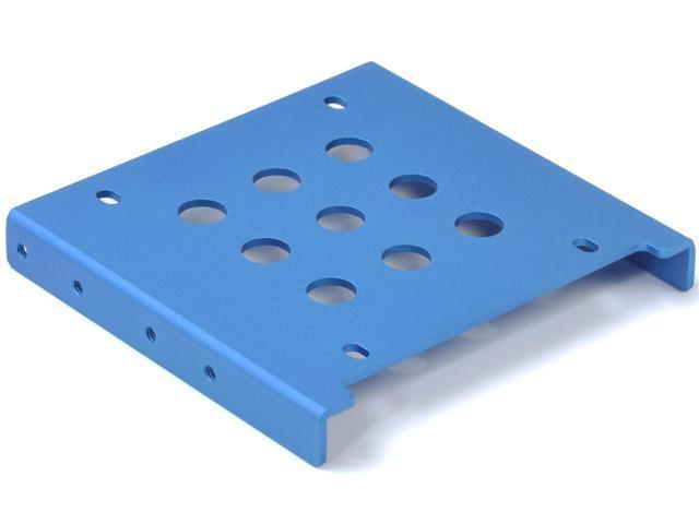 ORICO AC325-1S 2.5-Inch SSD/HDD Aluminum Mounting Kit for Hard Drive/SSD Bracket Converter Adapter - Blue